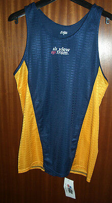 Men's Gym/Fitness/Running Vest – Size M 40-42 Chest - New with Tags