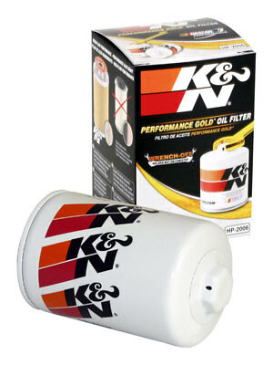 HP-2006 K&N OIL FILTER; AUTOMOTIVE (KN Automotive Oil Filters)