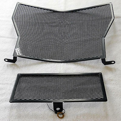 Cox Radiator & Oil Cooler Guard BMW S 1000 RR/S 1000 R/S 1000 RR HP4/S 1000 XR