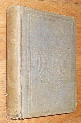1855 Antique Book Archy Moore The White Slave or Memoirs of a Fugitive Hildreth