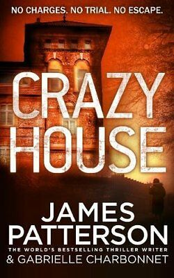 Crazy House, Patterson, James Book The Cheap Fast Free Post
