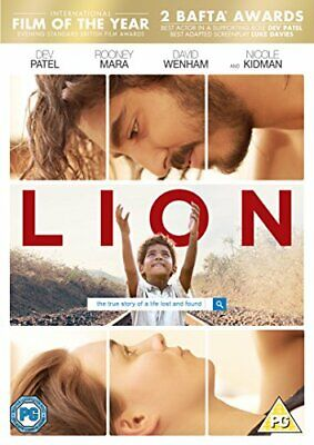 Lion [DVD] [2017] - DVD  0ZVG The Cheap Fast Free Post