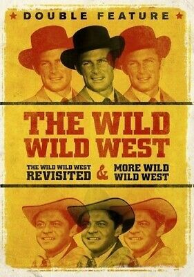 The Wild Wild West Double Feature: The Wild Wild West Revisited / More Wild Wild