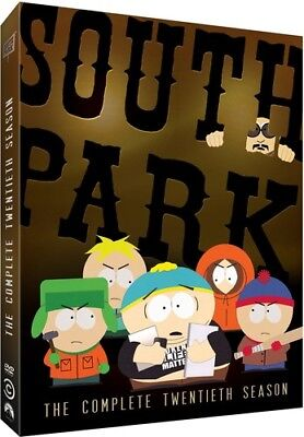 South Park: The Complete Twentieth Season [New DVD] 2 Pack, Ac-3/Dolby Digital
