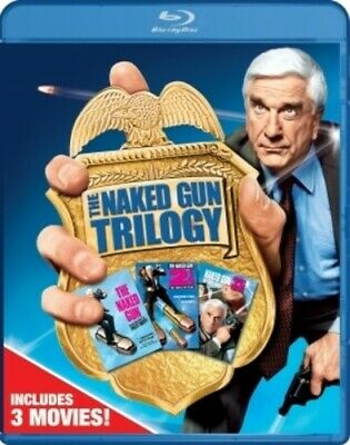 Naked Gun Trilogy Collection [New Blu-ray] Gift Set, Subtitled, Widescreen, Ac