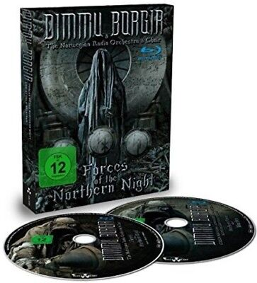 Dimmu Borgir: Forces Of The Northern Night [New Blu-ray] Italy - Import