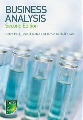 Business Analysis by Rollaston, Craig Paperback Book The Cheap Fast Free Post