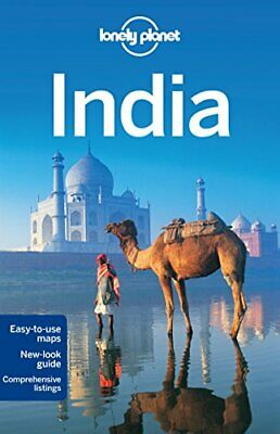 Lonely Planet India (Travel Guide) by Raub, Kevin Book The Cheap Fast Free Post