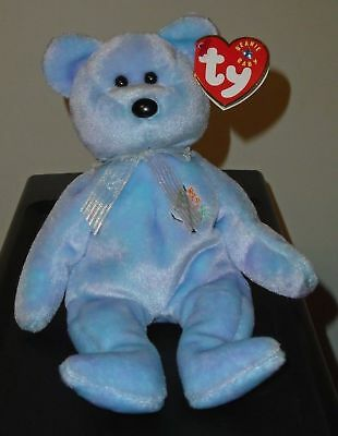 bea418a847d Ty Beanie Baby ~ SAN FRANCISCO ISSY the Four Season s Bear ~ MINT with MINT  TAGS