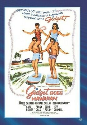 Gidget Goes Hawaiian [New DVD] Manufactured On Demand