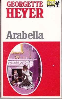 Arabella by Heyer, Georgette Paperback Book The Cheap Fast Free Post