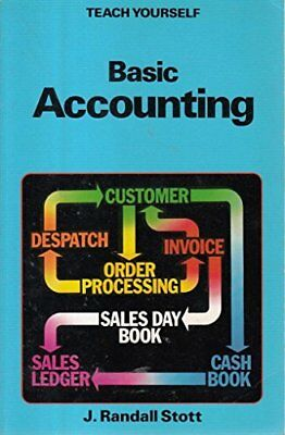 Basic Accounting (Teach Yourself) by Stott, J.Randall Paperback Book The Cheap