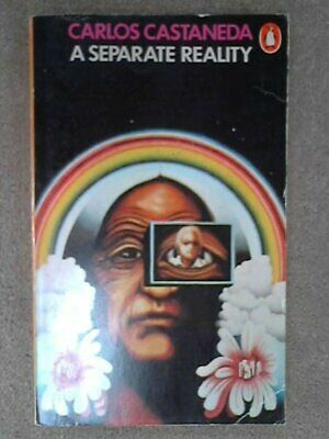 A Separate Reality by Carlos Castaneda Paperback Book The Cheap Fast Free Post