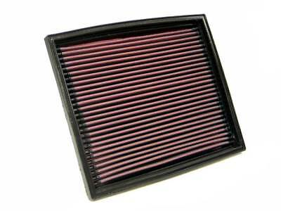 33-2142 K&N Replacement Air Filter BMW 540I, 1997-99 (KN Panel Replacement Filte