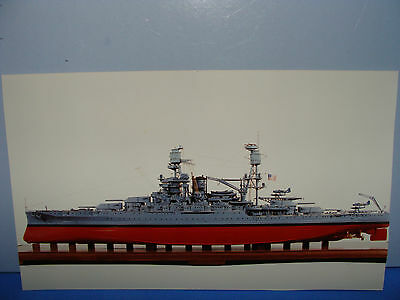 "BB-39 USS ""Arizona"" 1941,fine-art-models,1:192,Museumsmodell"