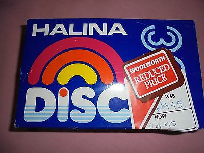 Retro Halina Disc 328 Camera In Original Box - New