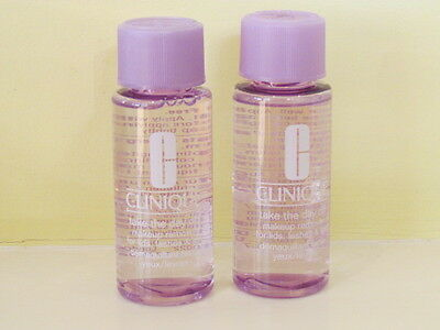 Special Offer Clinique Take The Day Off Make-up Remover 2 x 50ml BN Worth £13.50