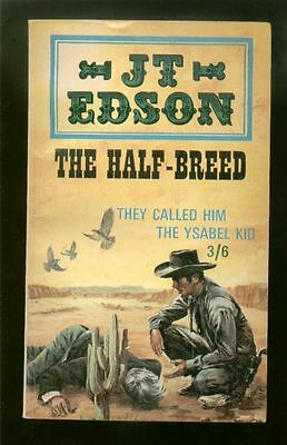 The Half-Breed by J. T. Edson (Paperback, 1966)