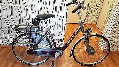 gazelle e bike elektrofahrrad hollandrad 28 zoll 36 volt 8 gang 50 cm eur 650 00. Black Bedroom Furniture Sets. Home Design Ideas