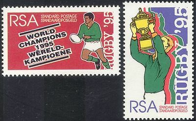 RSA 1995 Rugby World Cup Championships/Winners/Sports/Games 2v set (s1455)