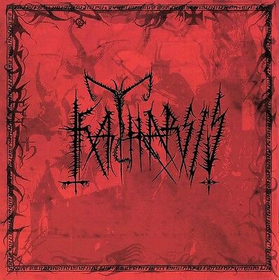 Katharsis - World Without End ++ LP ++ NEU !!