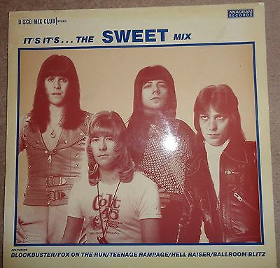 The Sweet - It's The Sweet Mix 1984 12 inch vinyl single