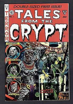 Tales from the Crypt #1 Gladstone Comics Reprint Variant NM- 1990 Frazetta More