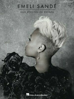 Emeli Sande:Our Version of Events Pvg by Emeli Sande Book The Cheap Fast Free
