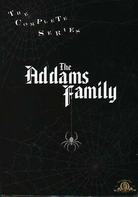 The Addams Family: The Complete Series [New DVD] Boxed Set, Special Packaging,