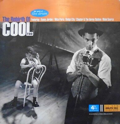 THE REBIRTH OF COOL TOO - Various Artists ~ 2 x VINYL LP
