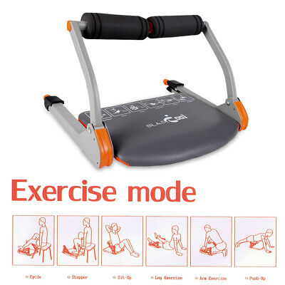 Exercices Abdominaux Gym Stepper Machine Workout Fitness Entraînement Minceur FR