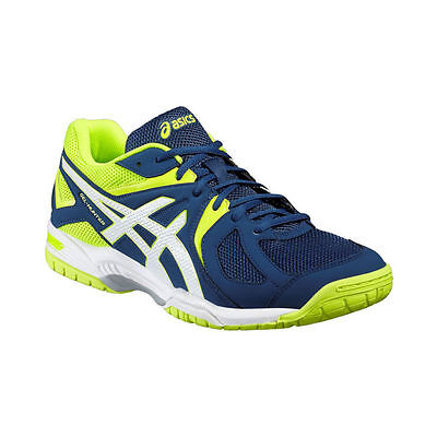 Asics Gel Hunter 3 Men's Indoor Court Shoes - NEW 2017 Squash Trainers Sneakers