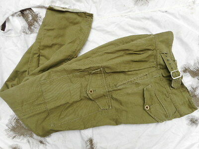RARE OG OG'S jungle COMBAT TROUSERS x waist belt SAS PARA REG ISSUE DENISON