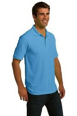 12 New Ring spun Polo Shirts Embroidered Free4UrBusiness