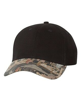12 New Camo Print - Oilfield Hats Embroidered4ur Company Structured MidProfile