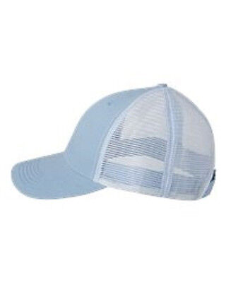 SALE Brand New 6 Blue Mesh Back Trucker Hats Embroidered Free W Ur Company Name
