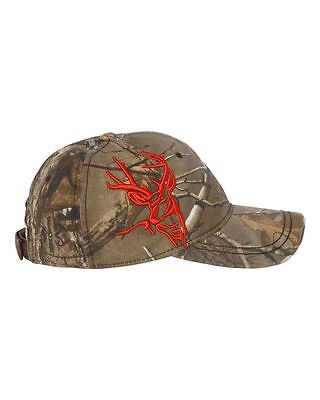 SALE 12 New Dri Duck Realtree Deer Hats Embroidered4U Unstructured LowProfile