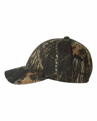 12 New Flexfit Mossy Oak Hats Embroidered WUr Company Name Structured LowProfile