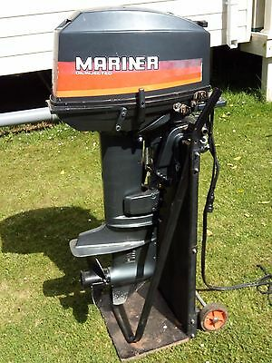 Mariner 30Hp Outboard (Reduced From £895)