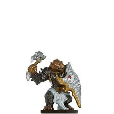 Male Dragonborn Warlord #10/18 D&D PHB Heroes Series 2 NM D&D Miniatures