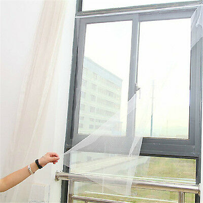 Anti-Insect Fly Bug Mosquito Door Window Curtain Net Mesh Screen Protector CH