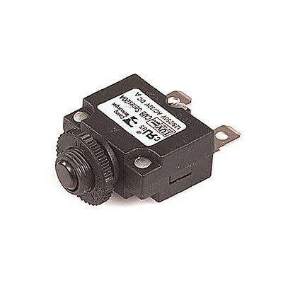 CIRCUIT BREAKER-THERMAL OVERLOAD FROM 6 , 7 , 8 , 9 , 10 , 12, 13, 15 and 20 AMP