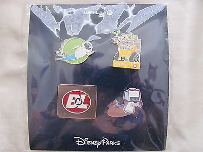 Disney Trading Pins  108622: Wall-E Booster Pack