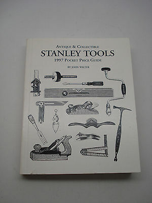 Stanley Tools 1997 Pocket Price Guide Book by John Walter