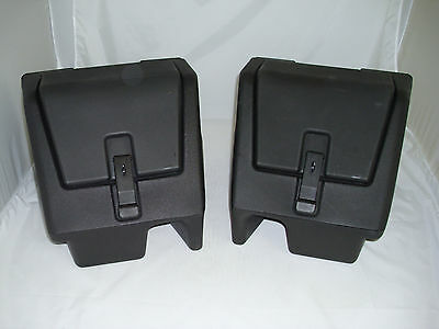 Sportsman Touring Lock And & Ride Rear Cargo Storage Boxes 550 850 1000 Xp