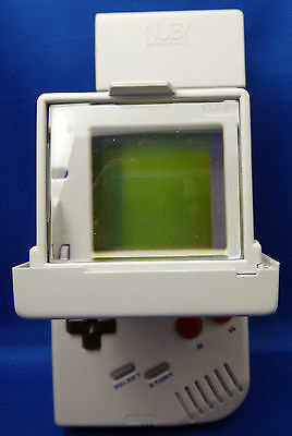 GAME BOY Light Plus Magnifier Tested & Working Great Condition Nuby