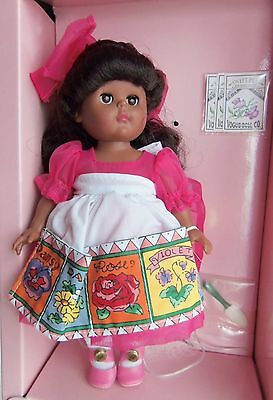 Vogue Ginny SWEET PEA African American AA Doll, Mint in box