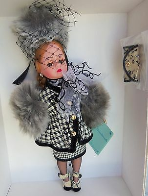 "Madame Alexander HOUNDSTOOTH CISSETTE 10"" Doll MIB 1998 75th Anniversary 22190"