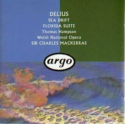 Delius: Sea Drift / Florida Suite -  CD KQVG The Cheap Fast Free Post The Cheap