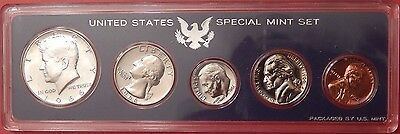 1966P US Special Mint Set Without Outer Box